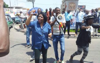 Congo : une marche de la Fédération de l'opposition congolaise dispersée par la police