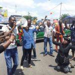 une marche de la Fédération de l'opposition congolaise dispersée par la police
