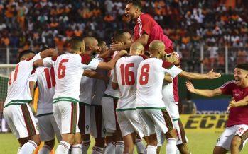Mondial-2018 : le Maroc et la Tunisie qualifiés, la Côte d'Ivoire éliminée