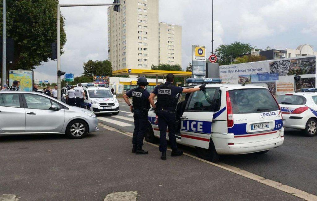 police de Melun