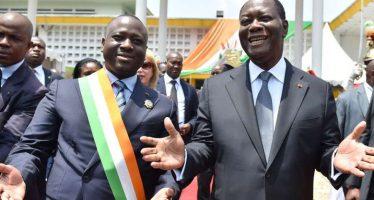 Côte d'Ivoire : 33 vice-présidents pour le RDR dont Guillaume Soro