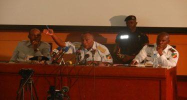 Brazzaville : La police sera sans pitié envers les jeunes qui seront pris en flagrant délit (Jean François Ndenguet)