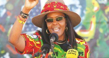Grace Mugabe, l'ex-secrétaire devenue Première dame assoiffée de pouvoir
