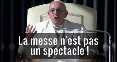Le pape François ne veut plus voir de téléphones durant la messe: «Cela me rend tellement triste»