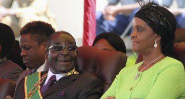 Zimbabwe : après la démission de Robert Mugabe, Grace demande le divorce