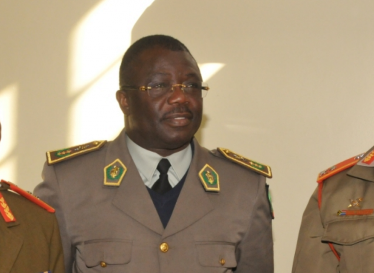 Général Norbert Dabira