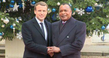 Rencontre Sassou-Macron à Paris, comme un air de Noël