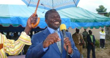 Congo : Le pasteur Ntumi «prend acte» du cessez-le-feu signé à Kinkala