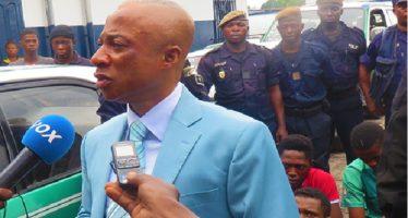 Congo – Police : La dernière descente d'Oko-Ngakala dans les commissariats crée un malaise auprès des policiers