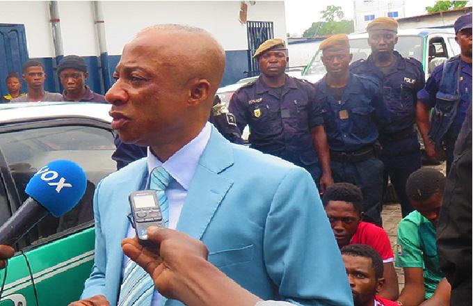 André Oko Ngakala