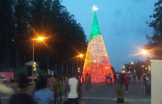 Congo : La veille des fêtes de fin d'année