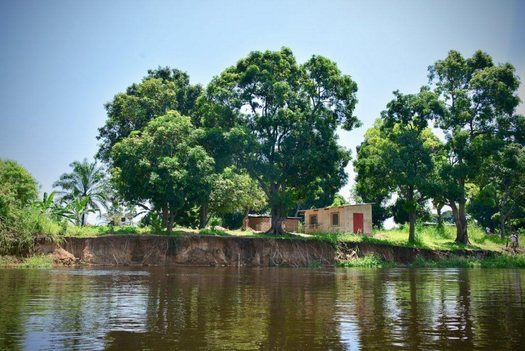 Brazzaville sous le poids de l'érosion