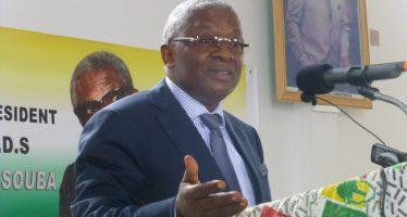 Congo : Pascal Tsaty Mabiala désigné chef de l'opposition congolaise