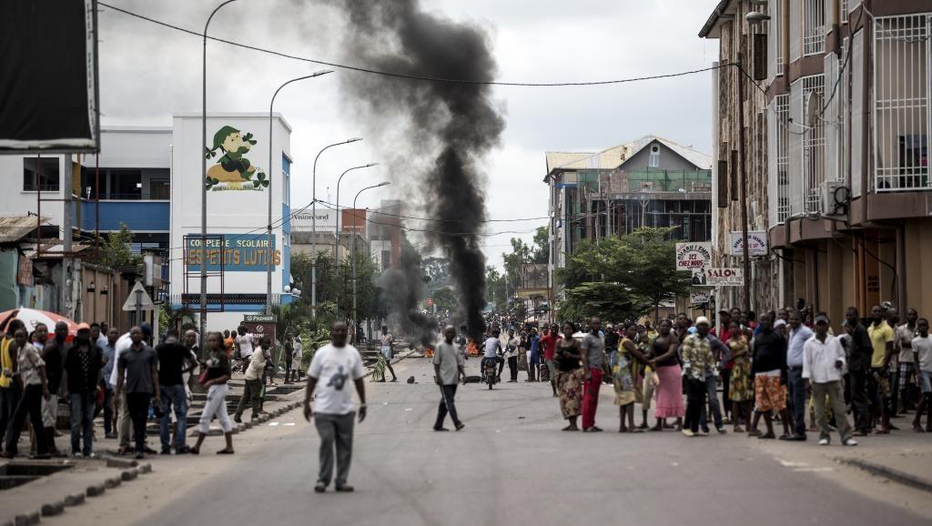 Marches anti-Kabila réprimées, à Kinshasa, en RDC