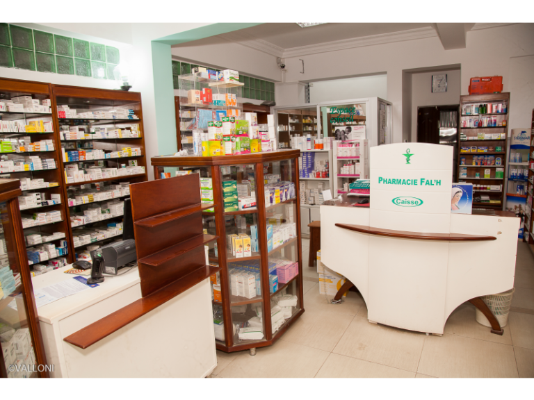 pharmacie a brazzaville