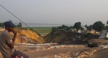 Congo : Brazzaville sous le poids des érosions