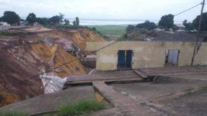 Congo - Intempéries : les pluies causent le malheur des retraités
