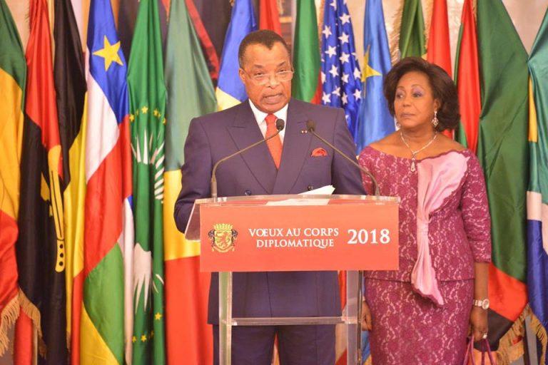 Le président congolais, Denis Sassou Nguesso