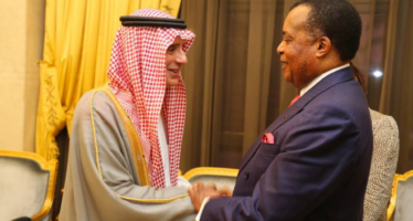 Congo – Arabie Saoudite : Adel al-Joubeir chez Denis Sassou N'Guesso