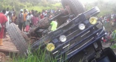Congo – Fake-News : Le faux accident survenu à Oyo