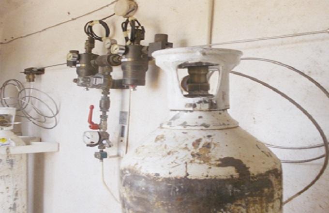 Le manque d'oxygène met les malades de Dolisie en danger