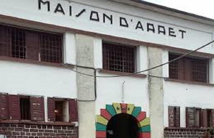 Maison d'arrêt de Brazzaville
