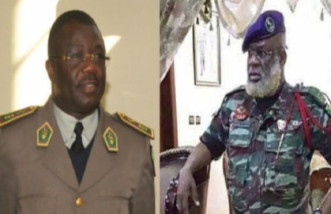 Norbert Dabira et Ngatsé Nianga Mbouala