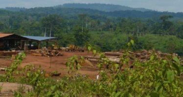 Congo – Makabana : Les travailleurs de Foralac en colère prennent en otage deux portes-chars pour réclamer leurs salaires