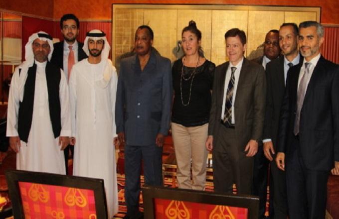 Sassou Nguesso aux Emirats arabes unis : de gros contrats à la clé