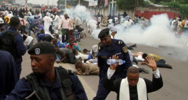 Le pape demande aux autorités d'éviter «toute forme de violence» en RDC