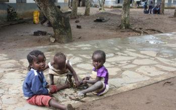 Congo : 26% des enfants de moins de 5 ans sont atteints de malnutrition chronique, selon l'Unicef