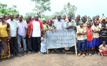 Congo: un passeport et un titre de séjour pour 23 réfugiés rwandais