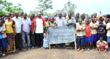8460 réfugiés rwandais menacés d'expulsion du Congo