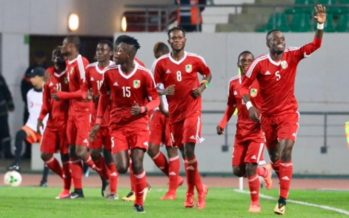 CHAN 2018: le Congo bat le Burkina Faso (2-0) et se qualifie pour les quarts de finale