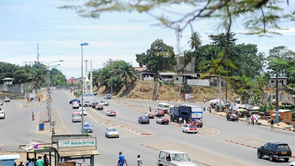 Libreville au Gabon