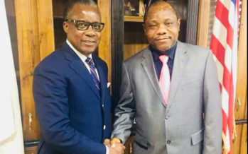 Congo : Alain Akouala, ancien ministre des zones économiques spéciales au chevet du Liberia