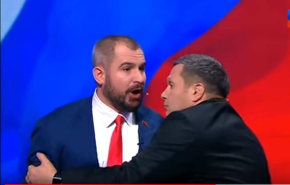 Le candidat Maxim Souraïkine — Rossiya 1