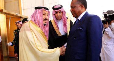 Congo : l'Arabie saoudite prête à investir dans le pétrole et l'agriculture