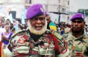le général Nianga Ngatsé Mbouala