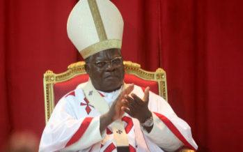 Cardinal Monsengwo : « Jeunes de Kinshasa, l'avenir du pays est entre vos mains »