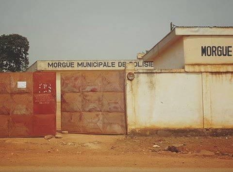 morgue municipale de Dolisie