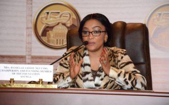 Des leaders africains dont Danièle Sassou Nguesso «primés » à Abidjan au Forum des Bâtisseurs de l'économie, vendredi