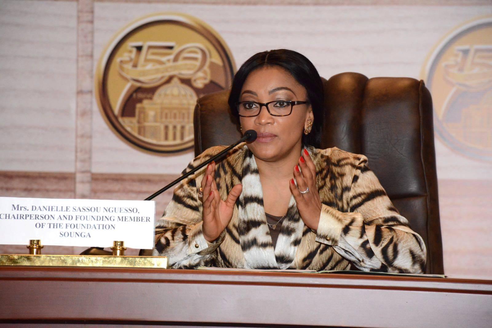 Danièle Sassou Nguesso