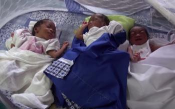 VIDÉO – La maman des triplés de Pointe-Noire est décédée faute de soins