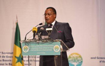 Le président congolais appelle à un partenariat international pour la préservation du Bassin du Congo