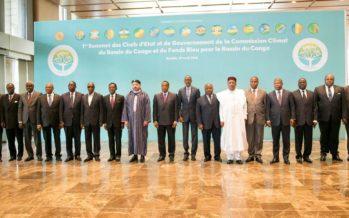 Déclaration des Chefs d'Etat réunis lors du 1er Sommet sur le bassin du Congo