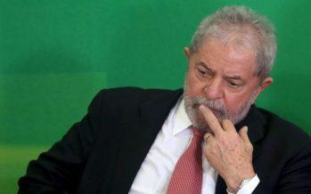 Brésil: La Cour suprême permet l'incarcération de l'ex-président Lula