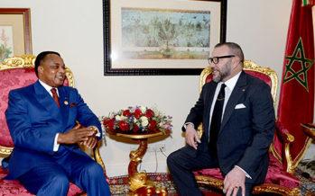 Une visite en vue du Roi Mohammed VI au Congo