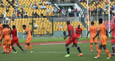 Coupe africaine de la Confédération : Aiglons-Cara bat Saint George d'Ethiopie aux tirs au but
