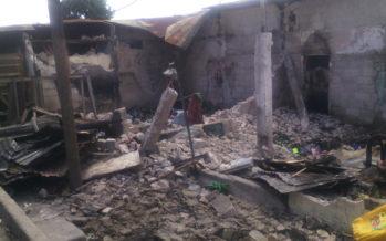 Brazzaville – Incendie au marché total : boutiques, dépôts et un appartement consumés